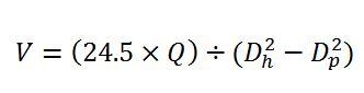 3 annular velocity