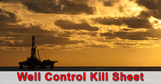 well-control-kill-sheet