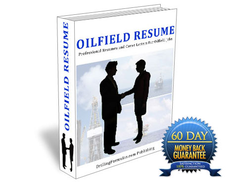 oilfield resumes