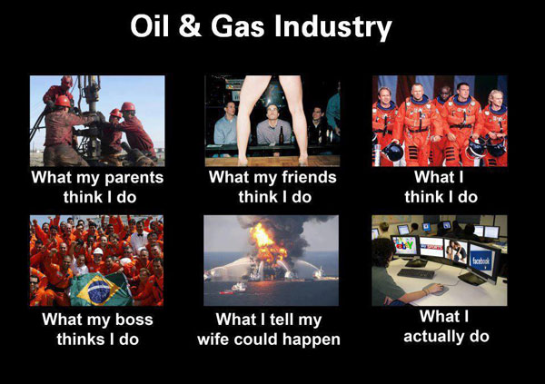 Oilfield Funny I Know You Will Love It