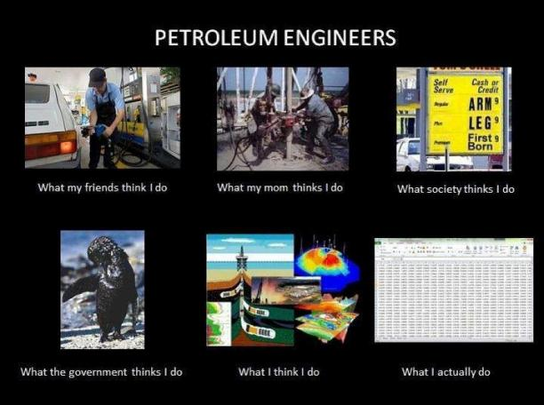 Petroleum Engineering funny college subjects