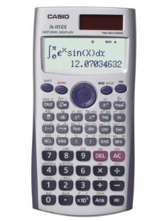 Casio Advanced Scientific Calculator FX-115ES