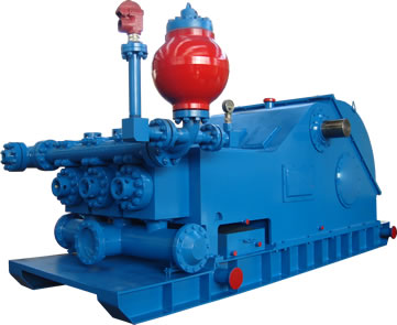 positive Displacement Mud Pumps in Drilling Industry 4
