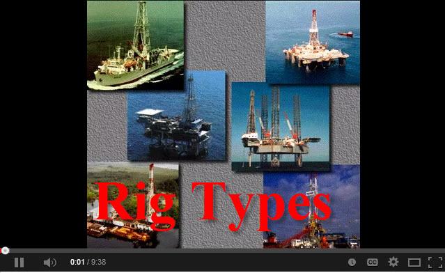 rig types vdo training