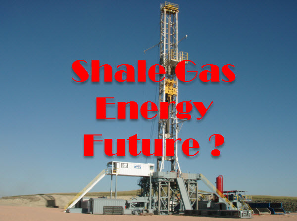 shale gas engery future