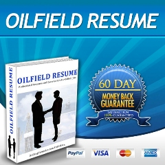 Oilfield Resume