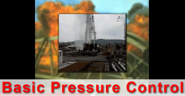 Basic Pressure Control In Drilling