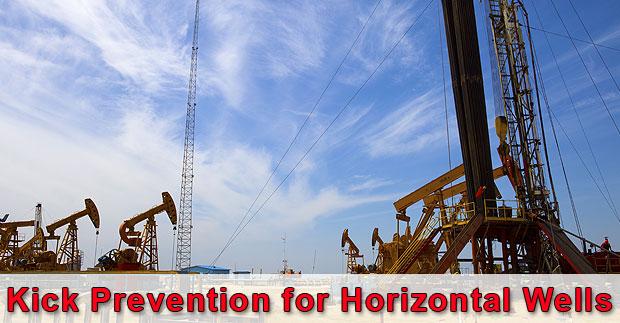 Kick Prevention for Horizontal Wells