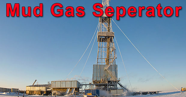 mud-gas-seperator