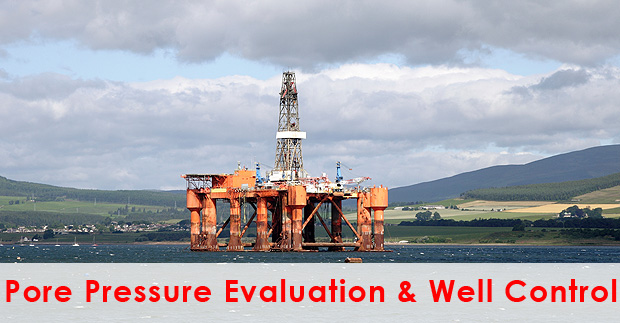 pore Pressure evaluation while drilling