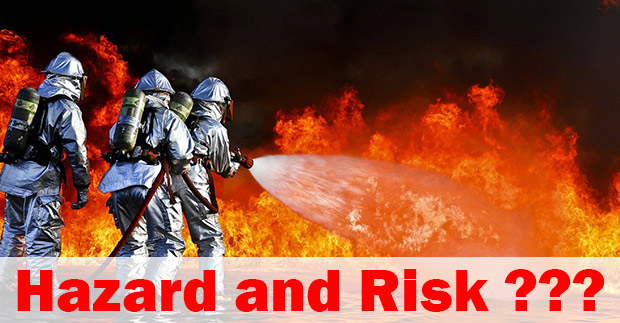 differentiate between hazard and a risk Key difference: risk is essentially the level of possibility that an action or activity will lead to lead to a loss or to an undesired outcomethe risk may even pay off and not lead to a loss, it may lead to a gain vulnerability, on the other hand, is a weakness that allows one to be exploited.