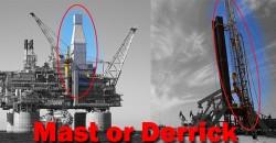 mast-or-derrick