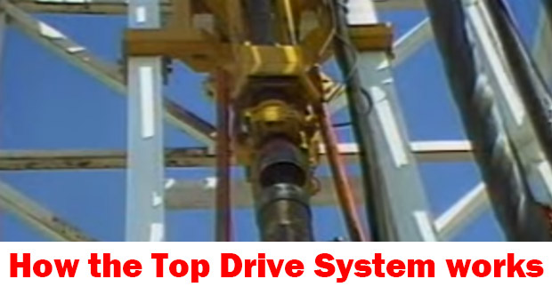 How The Top Drive System Works