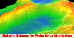 Material-Balance-for-a-Water-Drive-Mechanism