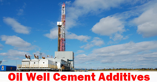 Oil Well Cement Additives - Drilling Formulas and Drilling