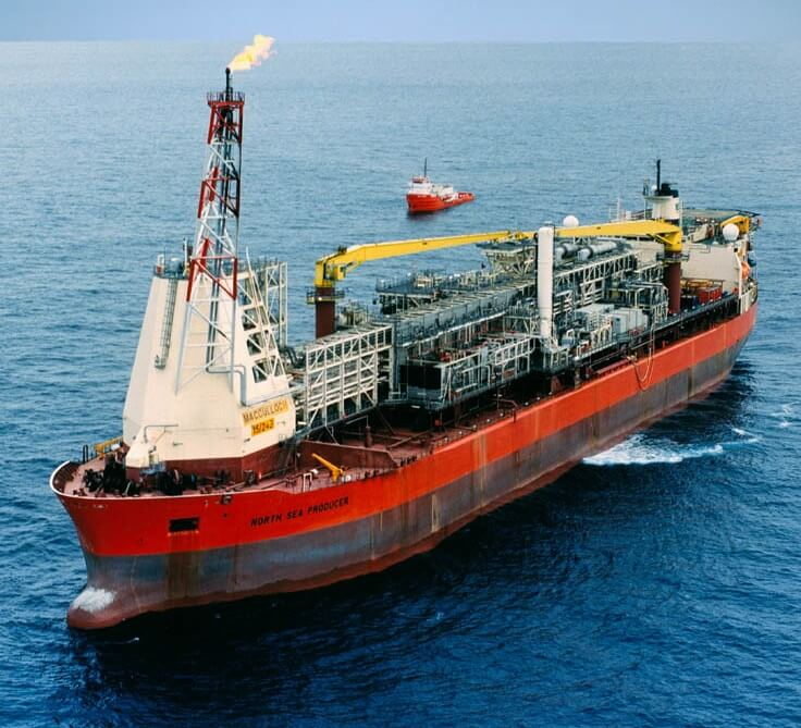 Floating Offshore Structures – Offshore Structure Series
