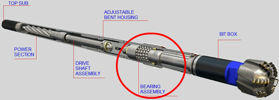 Figure 7 - Bearing Assembly