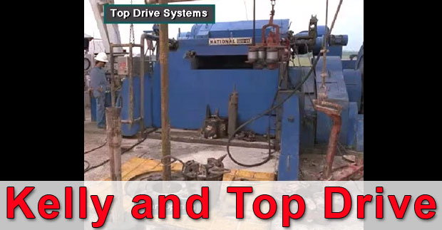 kelly-and-top-drive