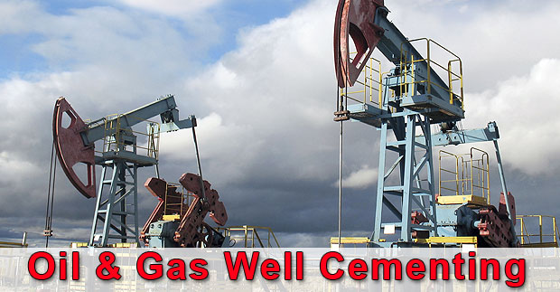 Oil-&-Gas-Well-Cementing