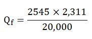 Qf - example 2-3