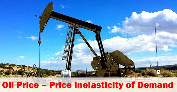 Price inelasticity of demand - Oil Price