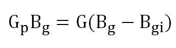 equation 1 Gp
