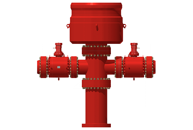 Figure 1 - Diverter Package in Well Control (Courtesy of Cansco Dubai LLC)